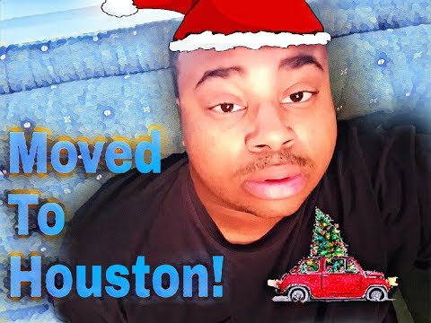 Moved to Houston - making a living in Houston TX (2017)