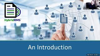 Hybrid Records Management - An Introduction to HybridRMS