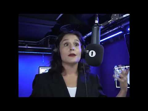 Jessie Ware Interview with Annie Mac BBC Radio 1 July 27th 2017