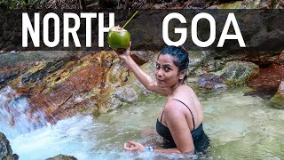 North Goa - Uncrowded Beaches & a Secret Place in the End - Savvy Fernweh
