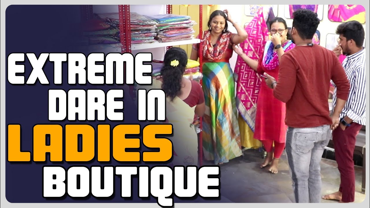Download Extreme Dare in Ladies Boutique(Went Wrong) | Vinay Kuyya