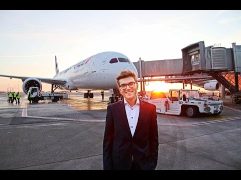 Air France 787-9 Inaugural Flight VIP Event | Special Flight Experience Around France
