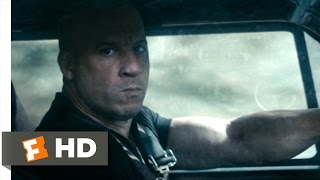 Furious 7 (2/10) Movie CLIP - Rescuing Ramsey (2015) HD