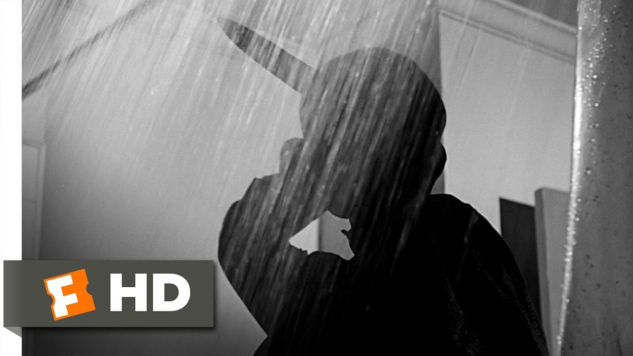 the shower psycho 5 12 movie clip 1960 hd