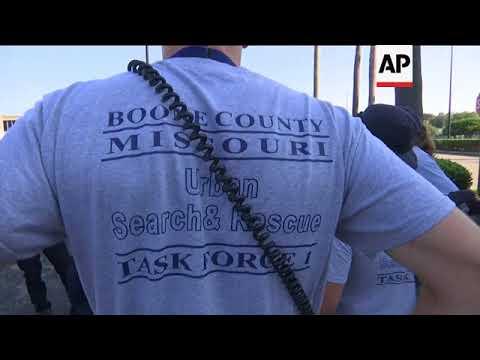Door-to-Door Searches Begin in Houston