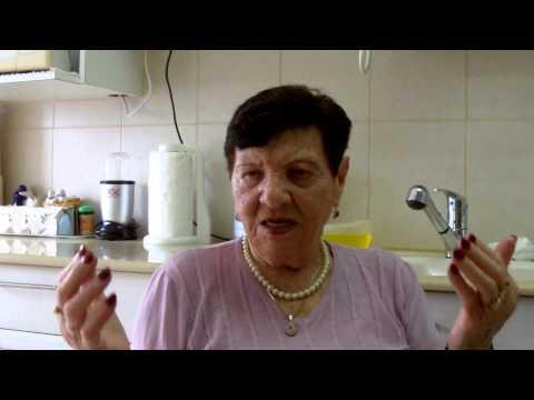 Holocaustüberlebende Zipora Feiblowitsch erzählt ihre Geschichte