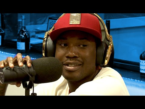 Meek Mill Interview at The Breakfast Club Power 105.1 (07/08