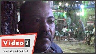 """بالفيديو.. مواطن لـمحافظ الجيزة:"""" منطقة الكيت كات فيها منازل آيلة للسقوط """""""