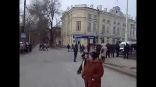Олимпийский огонь в Новочеркасске(, 2014-01-21T07:56:58.000Z)