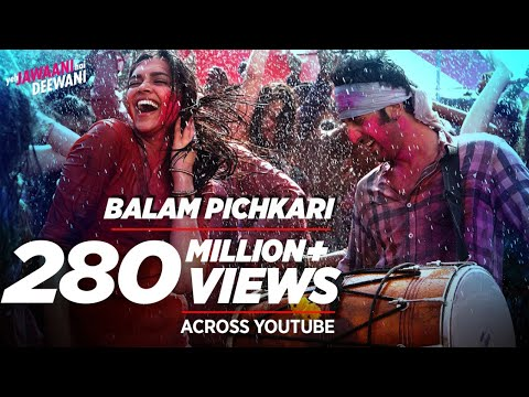 Balam Pichkari Full Song Video Yeh Jawaani Hai Deewani | Ranbir Kapoor, Deepika Padukone
