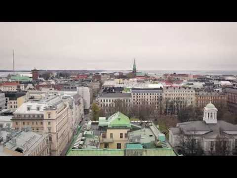 Connecting Digital Cities - Evolving mobility - Helsinki