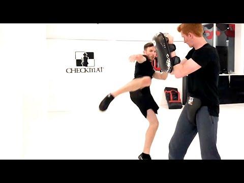 OXFORD Krav Maga Training Fit2FightBack Krav Maga