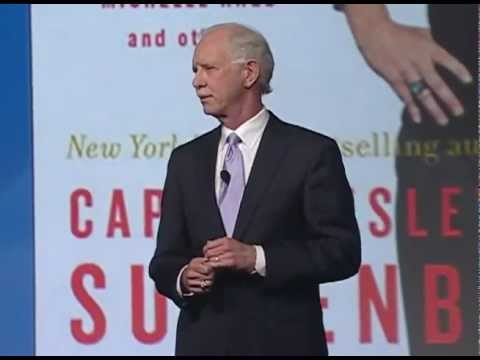 Capt. Sullenberger at at HFMA's ANI 2012: How Aviation Safety and Hospital Safety Compare