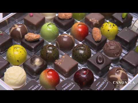 La fabrication des chocolats Canonica, artisan chocolatier à Genève