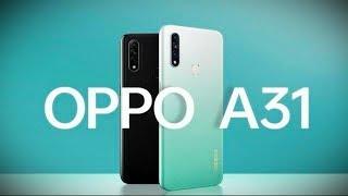 Обзор OPPO A31 - бюджетный смартфон с современным дизайном и тройной камерой