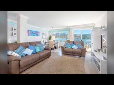 Seafront  apartment in Palma nova Mallorca sale