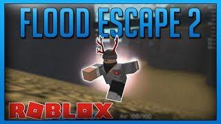 ROBLOX Flood Escape 2 - Un juego al que no chupo