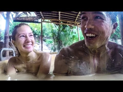 65 | TWO AUSSIES AND AND A MUD BATH!!! (Southeast Asia Travel VLOG)