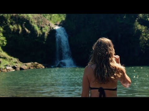 SECRET WATERFALLS!   ROAD TO HANA   Maui, Hawaii