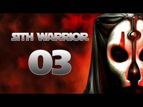 Sith Warrior - Part 3 (A TREACHEROUS TASK - Star Wars: The Old Republic SWTOR Letu0027s Play Gameplay)