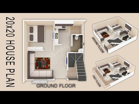 20x20-house-plan-400-sqft-house-design-by-nikshail