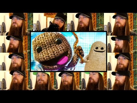 LittleBigPlanet 3 - Secret Gardens - Acapella