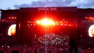 "Iron Maiden - Intro ""Doctor Doctor"" & ""Satellite 15...The Final Frontier"" Live @ Nova Rock 2011"