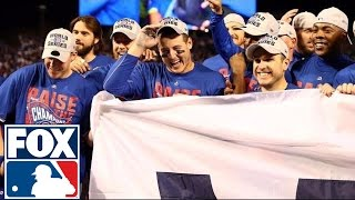 Chicago Cubs advance to first World Series since 1945 | 2016 NLCS | FOX SPORTS
