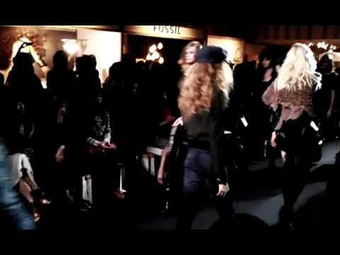 Diesel Fashion Show in Tokyo