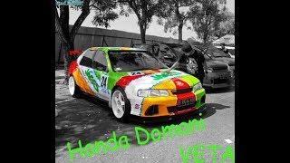 The Evolution: Honda Domani 1992-2000 [VETA]