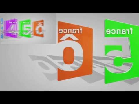 Logo France Televisions Sparta Venom Remix V2