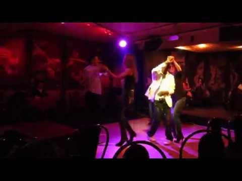 Bachata Performance Latin Party Yerevan