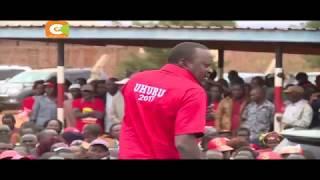 Uhuruto waandamana na wabunge waliohamia Jubilee
