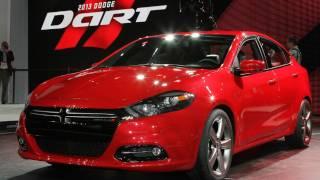 2013 Dodge Dart: 2012 Detroit