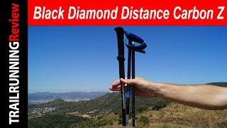 Black Diamond Distance Carbon Z Review - El mejor ratio entre ligereza y rigidez
