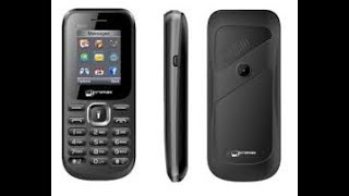 UNBOXING MICROMAX-X072
