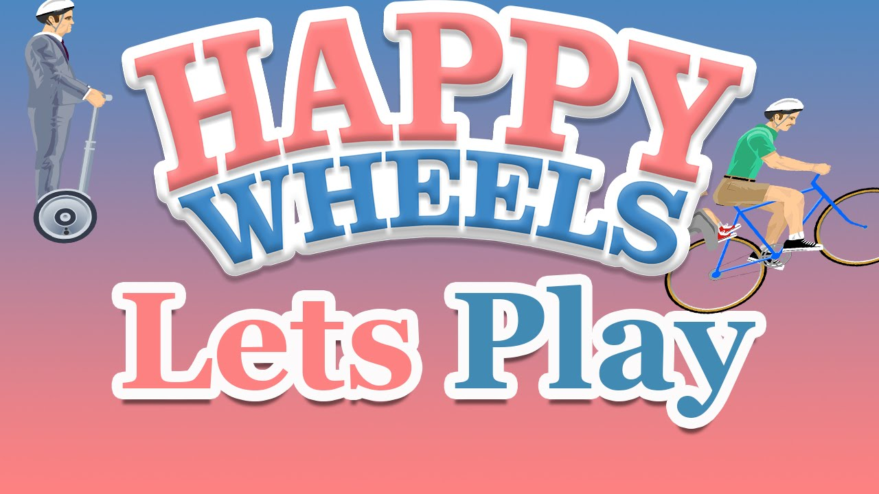 Lets play happy wheels part 2 youtube - Let s play happy wheels ...