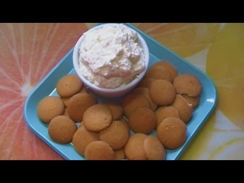 Pineapple Fluff Fruit Dip! Perfect Spring Break Snack! Noreen's Kitchen