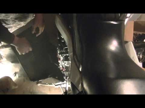 Kawasaki ninja ZX 11/ zze 1100 (zx11 D) oil change and filter replacement by alexlexus