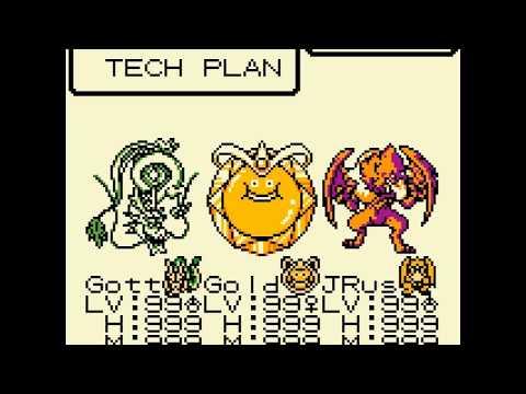 Dragon Quest Monsters alle Paarungen