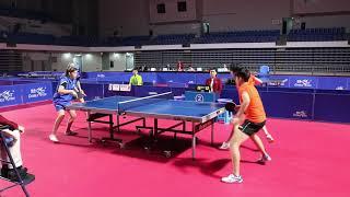 VII Российско-Китайские игры (настольный теннис)