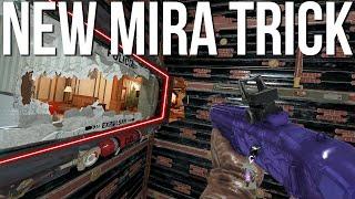 NEW Mira Trick AGAIN + Amazing Spawn Peek! - Rainbow Six Siege Shifting Tides