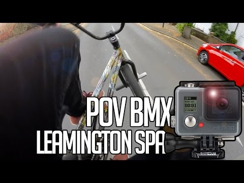 POV BMX In Leamington Spa