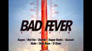 DJ HOTHEAD BAD FEVER RIDDIM PROMO MIX OCTOBER 2015 iREP767
