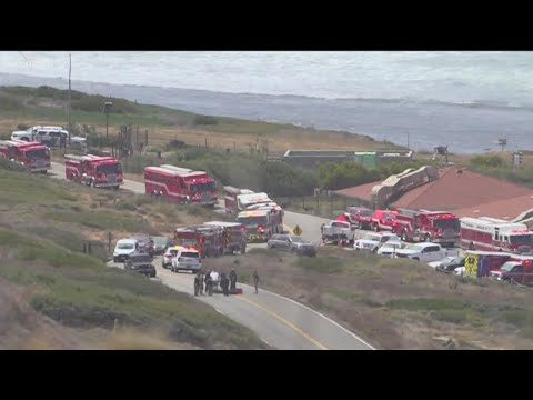 Suspected smuggling boat capsizes off Point Loma killing 3, injuring 27