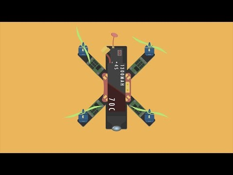 FPV Race Drone components explained