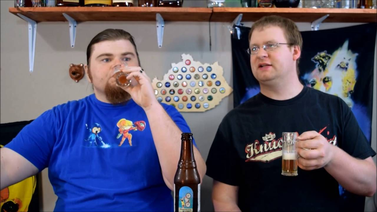 New Belgium Fat Tire Amber Ale Review Youtube