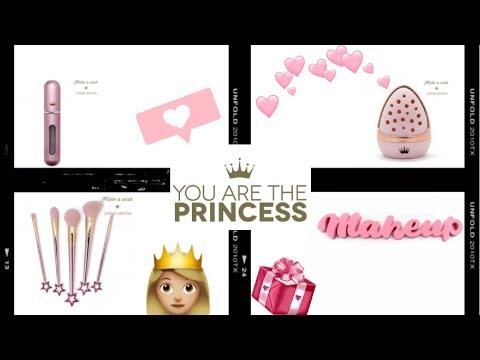 86e56c39f Colección MAKE A WISH de YOU ARE THE PRINCESS - YouTube