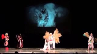 M.Ani.Fest 2015 10/05/15 Group Anime Defile/  Kohaku No Yume cosband - Zone00