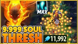 THE STORY OF HOW I GOT MAX SOULS ON THRESH (10k AP THE MOVIE) - BunnyFuFuu | League of Legends